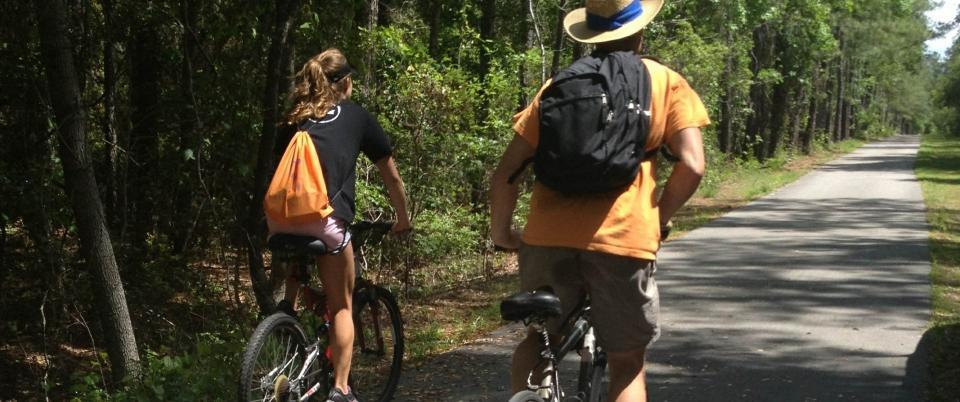 Gainsville Hawthorne State Trail